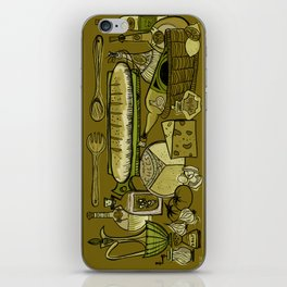 My Mid-Century Kitchen iPhone Skin