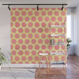 Fruit of the Day: Grapefruit Wall Mural