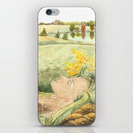 Weep No More iPhone Skin