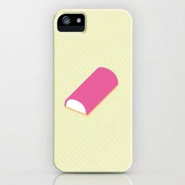 Kamaboko (not sliced) iPhone Case