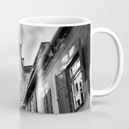 Sibiu B&W Coffee Mug