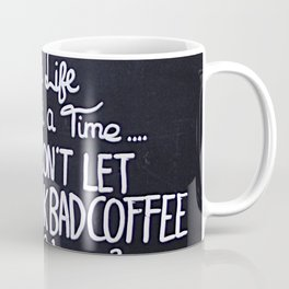 Coffeeology Coffee Mug