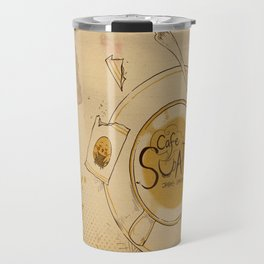Cafe Suada Cuppa Travel Mug