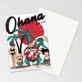 Ohana dragon Stationery Cards