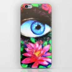 Title: 3rd Eye of Wisdom iPhone & iPod Skin