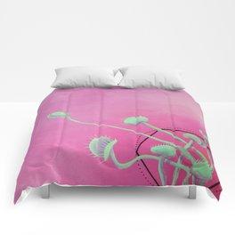 Man Eater Comforters