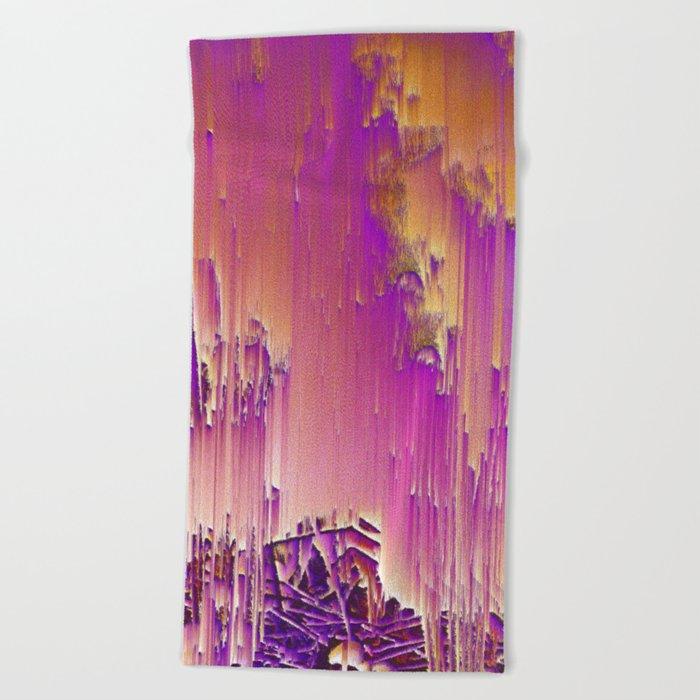 Lollypop Reed Beach Towel