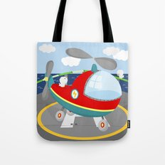 HELICOPTER (AERIAL VEHICLES) Tote Bag