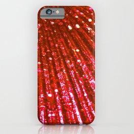 Triton´s Secrets Red Coral iPhone Case
