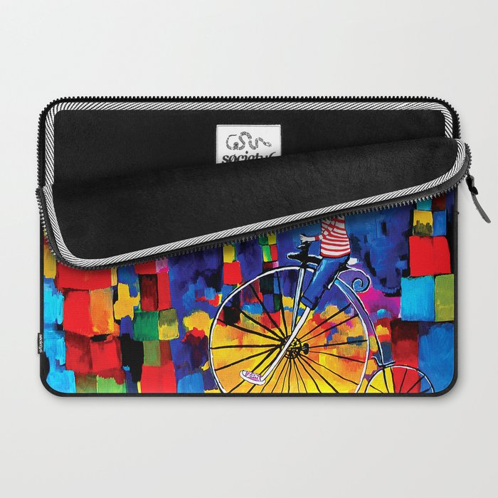 Out Of Bounds Laptop Sleeve