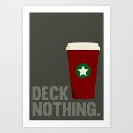 D-I-Y (Deck It Yourself) Art Print