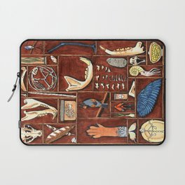 Curious Cabinet Laptop Sleeve