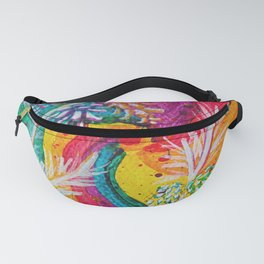 Leaves on the World Tree: Catalan Pine Fanny Pack