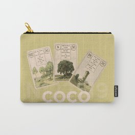 Mademoiselle Coco's desk Carry-All Pouch