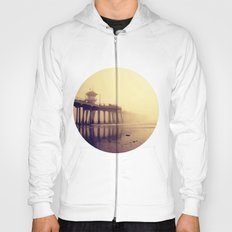 Huntington Beach Pier Hoody