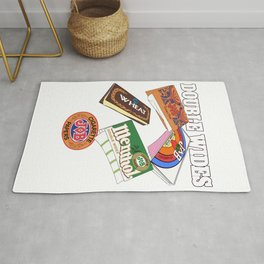 JOB 4 rolling papers Rug