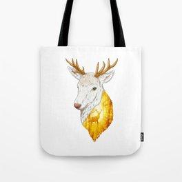 Enchanted Stag Tote Bag