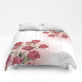 Never Ending Roses Comforters