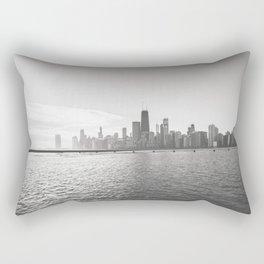 In Chicago Rectangular Pillow