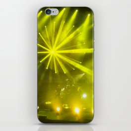 Concert Gold iPhone Skin