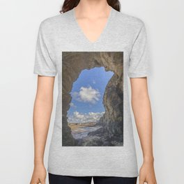 Picture Perfect. Unisex V-Neck