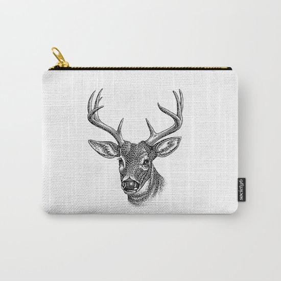 A deer 5 Carry-All Pouch