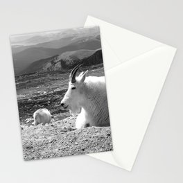 Mountain Goats Stationery Cards