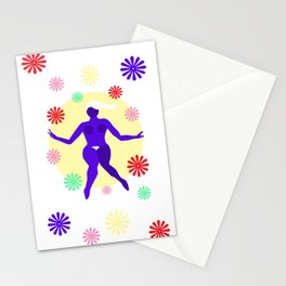 The Dancer III Stationery Cards