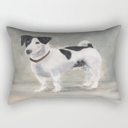 Mikko, Jack Russell Terrier Rectangular Pillow