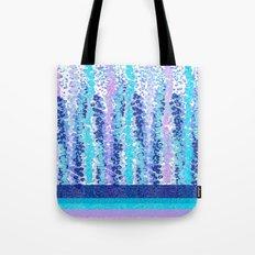 90's Colorburst Tote Bag