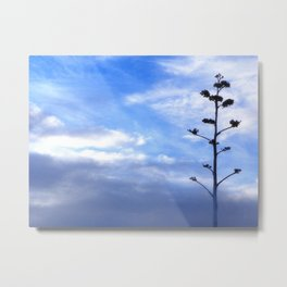 """Under This New Mexico Sky"" Metal Print"