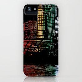 Cincinnati Nights iPhone Case