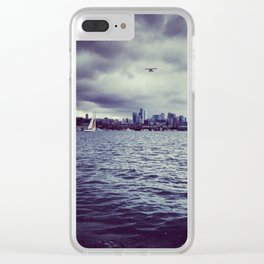 the emerald city. Clear iPhone Case