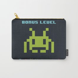 Space Invader VI Carry-All Pouch