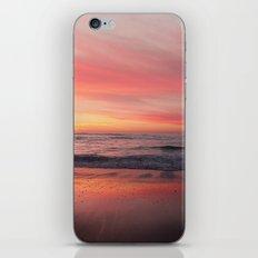 Blushing Sky iPhone Skin