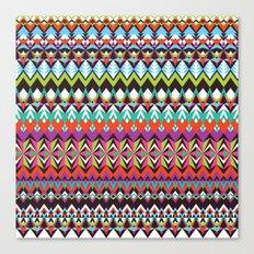 Aztec Mix Canvas Print