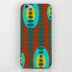 Rhett iPhone & iPod Skin
