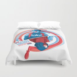 The Winter Soldier Duvet Cover