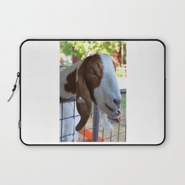 Beautiful  goat Laptop Sleeve