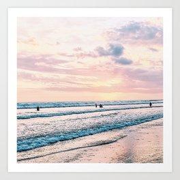 Bali Sanur Beach Art Print