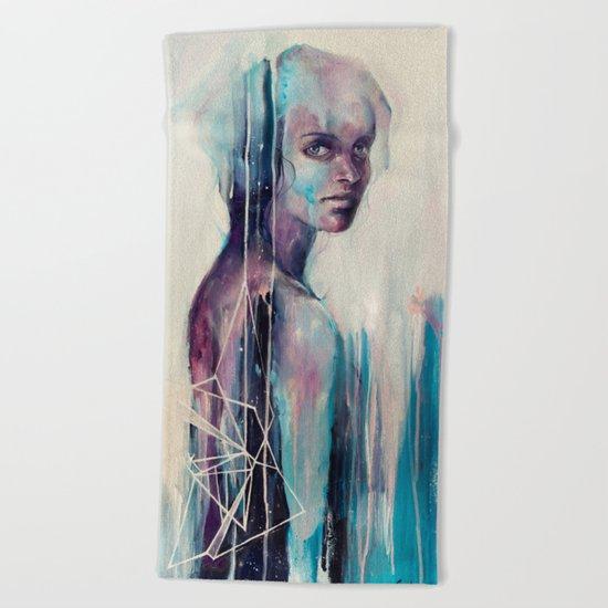 acquiescenza Beach Towel