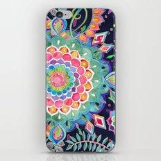 Color Celebration Mandala iPhone & iPod Skin