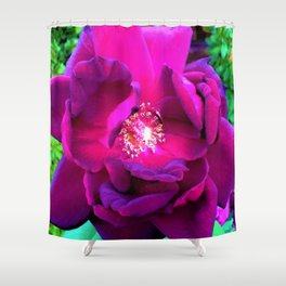 Isis Flare Shower Curtain