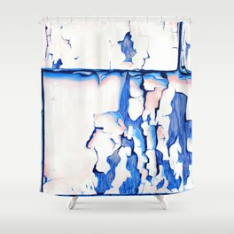 decomposition Shower Curtain