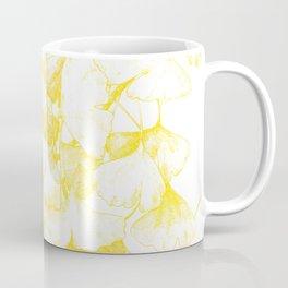 Ginkgo biloba (Autumn gold) Coffee Mug