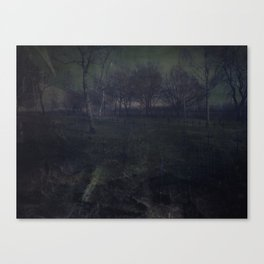 Don't forget Canvas Print