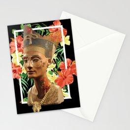 Queen Nefertiti 2 Stationery Cards