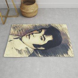 Elvis Presley, Music Legend Rug