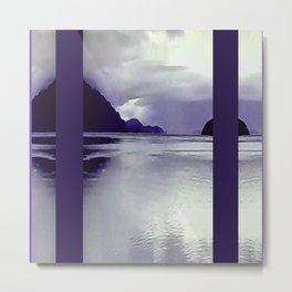 River View VI Metal Print
