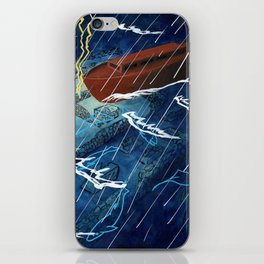 First Judgement (Noah's Ark)  iPhone Skin